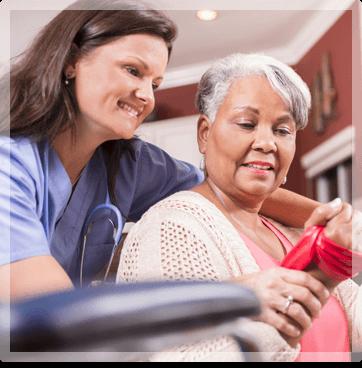 Home Care Agency in PA - AdvantageCare Rehabilitation home health care - home health aide - senior home care